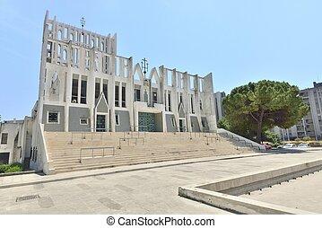 La Concattedrale - Chiesa in stile architettonico moderno -...