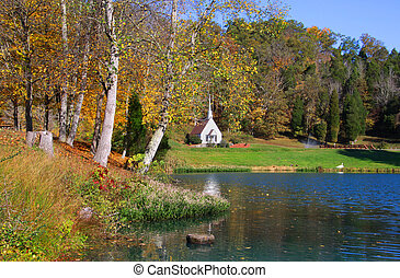 West Virginia - Scenic landscape near Romance in West...