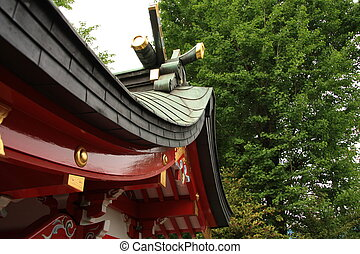 Japanese Roof 2