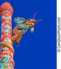 kínai, sárkány