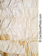obsolete wrinkled paper - wrinkled paper great as a...