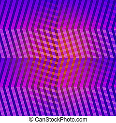 abstract rectangles background - illustration