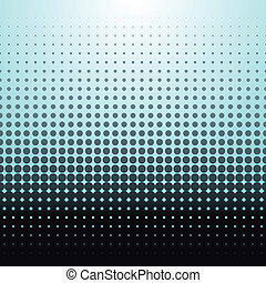Abstract Halftone Background - eps 8 vector format