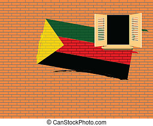 Flag of Azawad