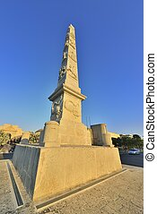 obelisco,  Napoli,  di,  porta