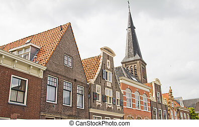 Monnickendam, small village in the