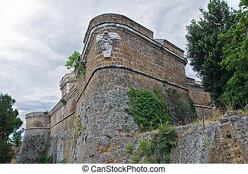 Forte Sangallo Civita Castellana Lazio Italy