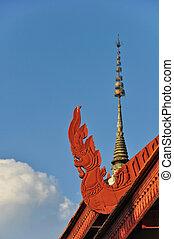 roof thai lanna