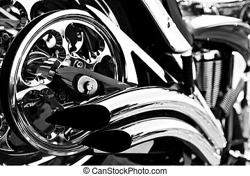 motocycle - motorcycle exhaust