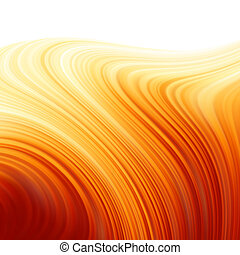 Abstract smooth lines vector background EPS 8 vector file...