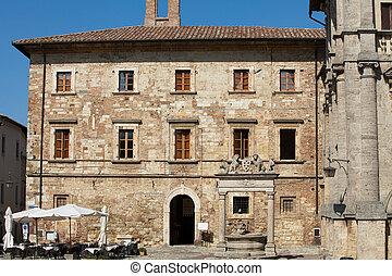 Palazzo Tarugi in Montepulciano Tuscany, Italy