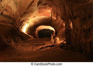 Phong Nha Ke Bang Caves, Vietnam - Cave at Phong Nha Ke Bang...