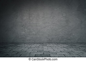 dark cellar - An image of a dark cellar background