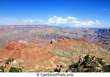 Grand Canyon - grand canyon and colorado river, arizona, USA