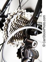 Bike - Detail of a race bike