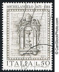 nicho, Palácio, Vaticano