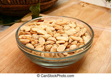 Dry Roasted Peanuts Unsalted - Unsalted dry roasted peanuts...