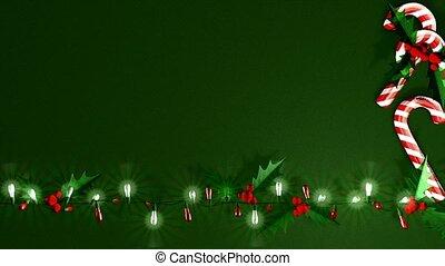 Xmas LED decoration light