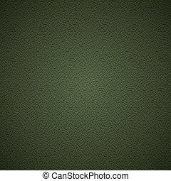Green pattern vector. Element for your design.