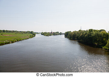 Odra is a river in Central Europe It rises in the Czech...