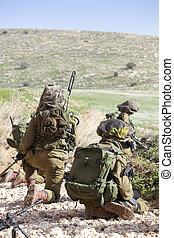 Israel Soldier - Israel Defense Forces - Paratroopers...