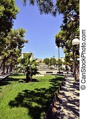 Giardini, pubblici, -, Grottaglie, -, TA
