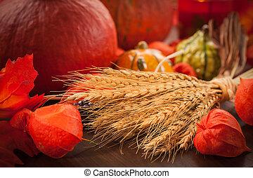 Thanksgiving - Still life for Thanksgiving