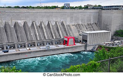 Power station - Niagara Falls