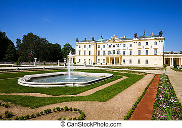 Palace Branicki (1689 - 1771), located in the city of...