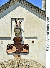 Sant'Antonio,  grottaglie,  -ta,  -,  porta