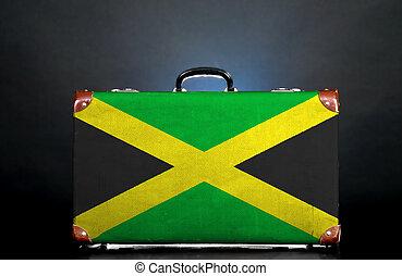 el, jamaica, bandera