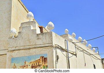 Grottaglie, -, quartiere, ceramiche