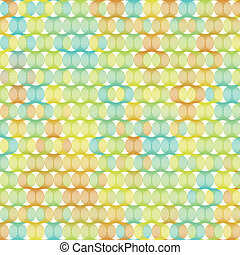 Colorful geometric lines seamless background pattern