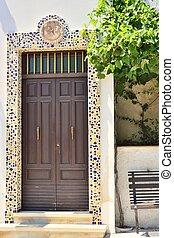 Decorazioni di edifici - Grottaglie - Tipiche decorazioni...