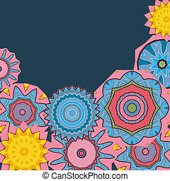 textile design background