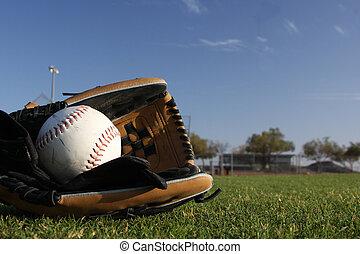 壘球, 手套
