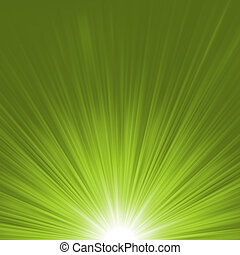 Vector starburst rays EPS 8 vector file included