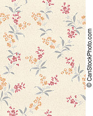 seamless pattern 1309 - Spring style flower seamless pattern...