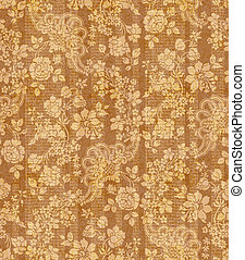 Seamless pattern - pattern in fashion trend colors Seamless...