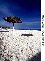 Plaża, souss, Tunezja