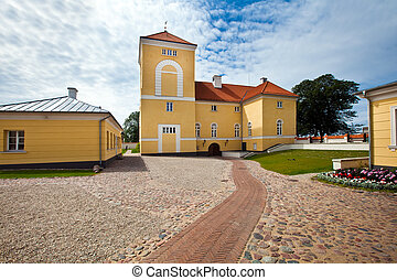 It is one of the oldest and most well-preserved Livonian...