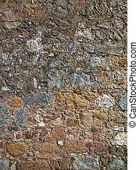 tuscan wall
