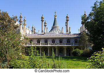 Brighton Royal Pavilion - In the grounds of the Royal...