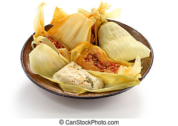 tamales - mexican cuisine