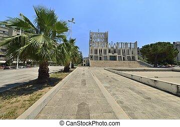 La Concattedrale - Taranto - Veduta sulla chiesa capolavoro...