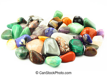 Group of different types - The Picture of Birth Stones is...