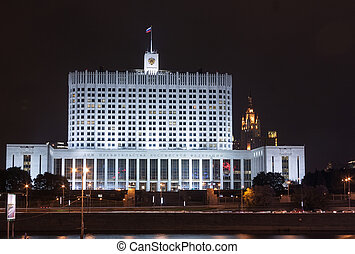 White House, Moscow
