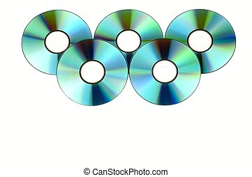 bunch of cd\\\'s