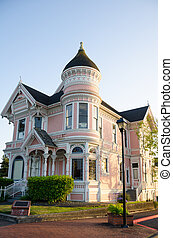 Elegant Victoria mansion - Elegant Victorian mansion known...