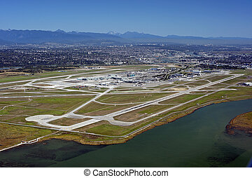 Airport on the Sea Island and Metro Vancouver
